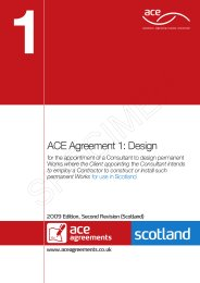 Design (For use in Scotland) (2009 edition, second revision (Scotland)) (Awaiting copyright clearance for latest edition)