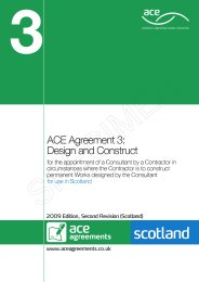 Design and construct (For use in Scotland) (2009 edition, second revision (Scotland)) (Awaiting copyright clearance for latest edition)