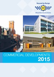 Commercial developments. Version 2