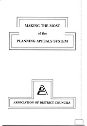 Making the most of the planning appeals system