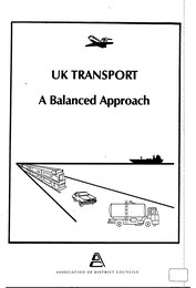 UK transport: a balanced approach