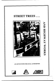 Street trees and highway works
