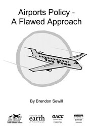 Airports policy - a flawed approach