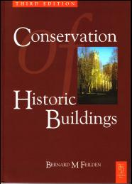 Conservation of historic buildings. 3rd edition