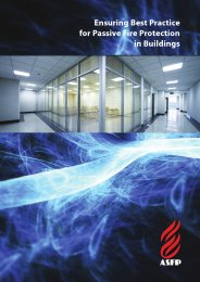 Ensuring best practice for passive fire protection in buildings. 2nd edition