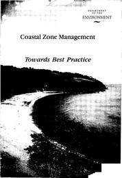 Coastal zone management: towards best practice