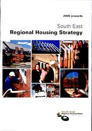 South East regional housing strategy - 2006 onwards