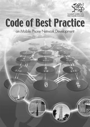 Code of best practice on mobile phone network development (for use in Wales)