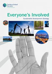 Everyone's involved - sustainable development strategy