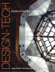 Design-tech - building science for architects. 2nd edition