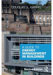 Guide to energy management in buildings. 2nd edition