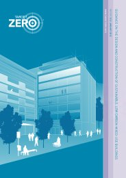 Guidance on the design and construction of sustainable, low carbon mixed-use buildings. Version 2.0