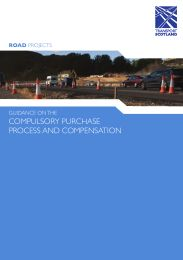 Guidance on the compulsory purchase process and compensation